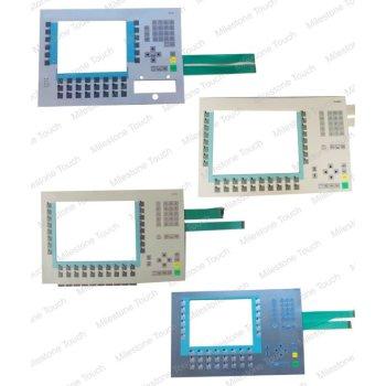 Membranentastatur Tastatur der Membrane 6AV3647-2MM12-5CF1/6AV3647-2MM12-5CF1 für OP47