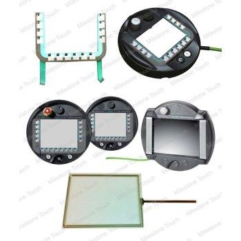 Membranentastatur 6AV6 645-0FD01-0AX1/6AV6 645-0FD01-0AX1 Membranentastatur für bewegliche Verkleidung 277
