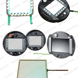 Membranentastatur 6AV6 645-0GB01-0AX1/6AV6 645-0GB01-0AX1 Membranentastatur für bewegliche Verkleidung 277