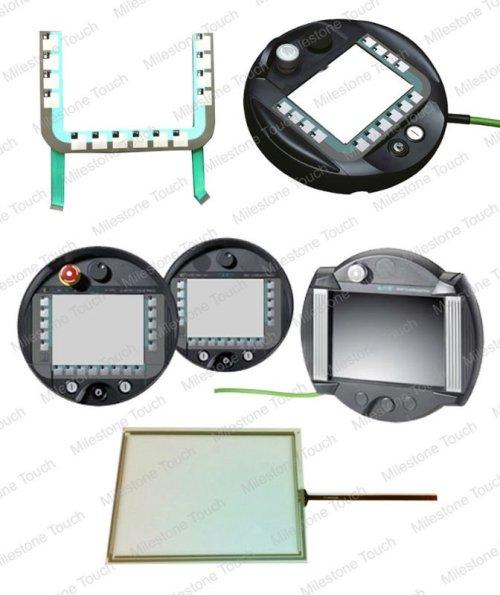 Membranentastatur 6AV6 645-0CC01-0AX0/6AV6 645-0CC01-0AX0 Membranentastatur für bewegliche Verkleidung 277