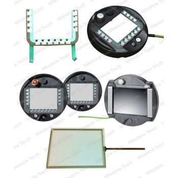 Membranschalter 6AV6 645-0BE02-0AX0/6AV6 645-0BE02-0AX0 Membranschalter für bewegliche Verkleidung 277