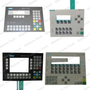 Membranentastatur 6ES7 613-1CA02-0AE3/6ES7 613-1CA02-0AE3 Membranentastatur