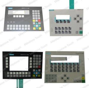 Folientastatur 6es7 626- 1cg00- 0ae3/6es7 626- 1cg00- 0ae3 folientastatur