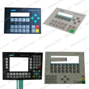 Folientastatur 6ES7626-2DG02-0AE3/6ES7626-2DG02-0AE3 Folientastatur