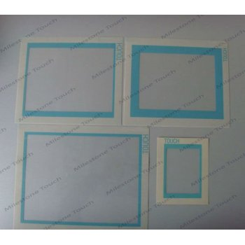 La parte frontal de la etiqueta para 6av6545 - 0cc10 - 0ax0 tp270-10 de la pantalla táctil