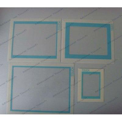 Vorderer Aufkleber für 6AV6545-0CC10-0AX0 TP270-10 Touch Screen
