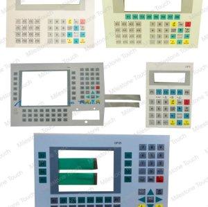 6AV3515-1MA22-1AX0 OP15 Membranentastatur/Membranentastatur 6AV3515-1MA22-1AX0 OP15