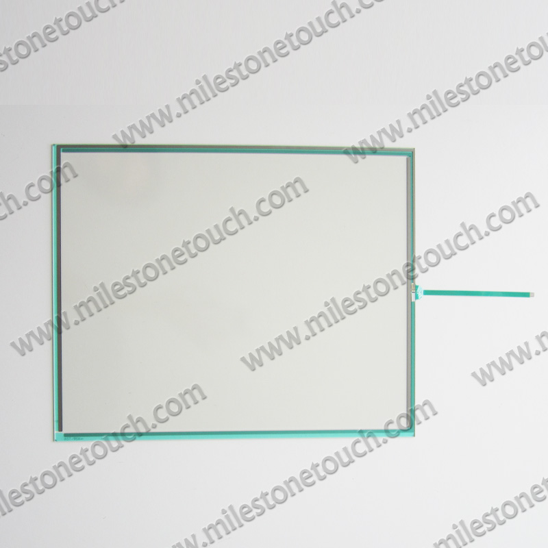 Touch Screen Panel Glass Digitizer for DEC UF5510FK2 OPERATOR INTERFACE