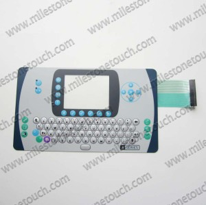 Membrane keypad for Domino A220,Membrane switch for Domino A220
