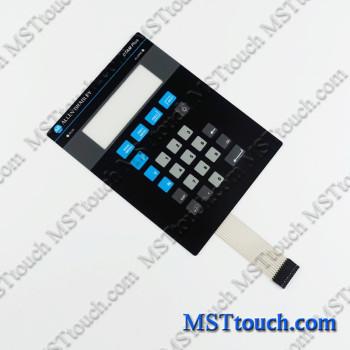 Membrane keypad for Allen Bradley 2707-V40P2R A A,Membrane switch for Allen Bradley DTAM Plus 2707-V40P2R A A