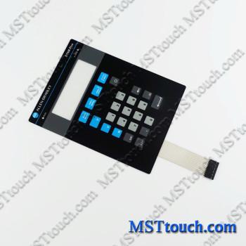 Membrane keypad for Allen Bradley 2707-V40P2R SER A REV A,Membrane switch for Allen Bradley DTAM Plus 2707-V40P2R SER A REV A