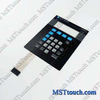 Membrane keypad for Allen Bradley 2707-V40P2N,Membrane switch for Allen Bradley DTAM Plus 2707-V40P2N