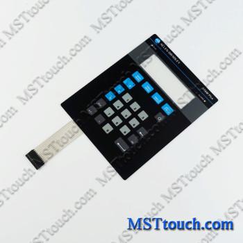 Membrane keypad for Allen Bradley 2707-V40P2N A B,Membrane switch for Allen Bradley DTAM Plus 2707-V40P2N A B