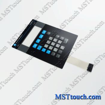 Membrane keypad for Allen Bradley 2707-V40P2N SER A  SER B,Membrane switch for Allen Bradley DTAM Plus 2707-V40P2N SER A  SER B
