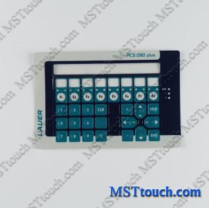 Membrane keypad for LAUER PCS 090 PLUS | Membrane switch for LAUER PCS 090 PLUS Replacement for Repairing
