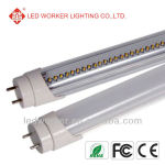 2013New factory direct hot sale t8 led tube with battery backup