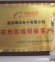 Alibaba Group  Model Customer Company in Hangzhou
