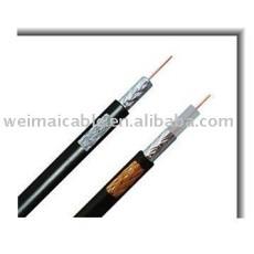 الكابلات المحورية( rg58 rg59 rg6 rg7 rg11 rg213) 4219 المصنوعة في الصين