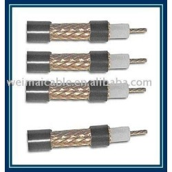سلسلة الأسلاك الكهربائية كبل محوري( rg58 rg59 rg6 rg7 rg11 rg213)