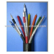 Koaxial Kable serie ( RG58 RG59 RG6 RG7 RG11 RG213 )