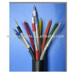 Kable سلسلة Koaxial (RG58 RG59 RG6 RG11 RG7 RG213)
