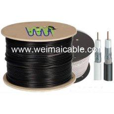 Tv Cable Coaxial de la serie ( RG58 RG59 RG6 RG7 RG11 RG213 )
