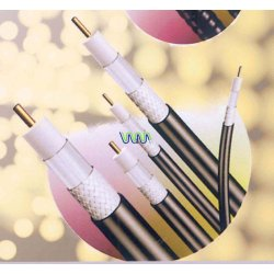 kable koaxial سلسلة( rg58 rg59 rg6 rg7 rg11 rg213)