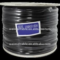 ارتفاع كيبل محوري الجودة / KABLE (RG58 RG59 RG6 RG11 RG7 RG213) للحصول على التلفزيون المصنوعة في الصين 5964