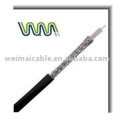 الكابلات المحورية( rg58 rg59 rg6 rg7 rg11 rg213) 3667 المصنوعة في الصين
