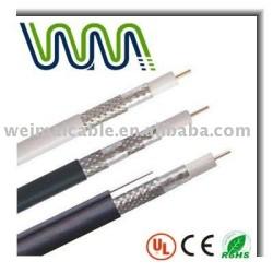 الكابلات المحورية( rg58 rg59 rg6 rg7 rg11 rg213) 3664 المصنوعة في الصين