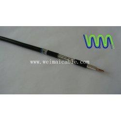 كابل متحد المحور rg58 rg59 rg6 rg7 rg11 rg213 4028 المصنوعة في الصين