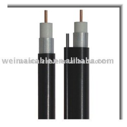 عالية الجودة الكابلات المحورية( rg58 rg59 rg6 rg7 rg11 rg213) pvc3261 للتلفزيون
