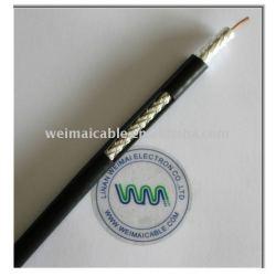 عالية الجودة الكابلات المحورية لcctv rg6 الكيبل التلفزيوني 5660 المصنوعة في الصين