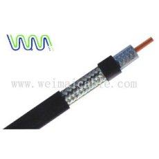 Semi terminado Cable Coaxial ( RG58 RG59 RG6 RG7 RG11 RG213 ) 11