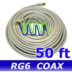 RG القمر الصناعي الدوائر التلفزيونية المغلقة وسلسلة الكابلات المحورية المحرز في الصين 6266