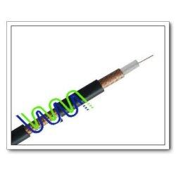 صنع في الصين الكابلات المحورية rg6 5512 المصنوعة في الصين
