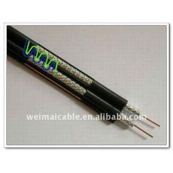 صنع في الصين RG6 محوري الكابلات المصنوعة في الصين 5511