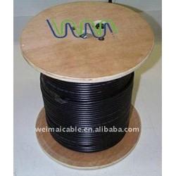 عالية الجودة rg-6/ u الكابلات المحورية 3692 المصنوعة في الصين
