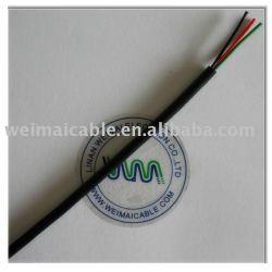 قدمت عالية الجودة الكابلات المحورية للحصول على تلفزيون الكابل في الصين 5685
