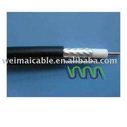 عالية الجودة الكابلات المحورية لتلفزيون الكابل 4860 المصنوعة في الصين