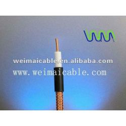 كابل محوري الكابلات المحورية wm0024m rg59