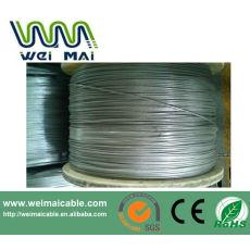 تشطيب نصف الكابلات المحورية rg6 wmv3303 المصنوعة في الصين