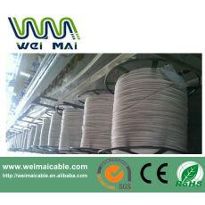 تشطيب نصف الكابلات المحورية rg6 wmv3300 المصنوعة في الصين