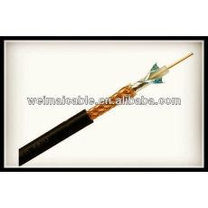 Precio barato y de buena calidad 50ohm RG58 cable coaxial WMM1990