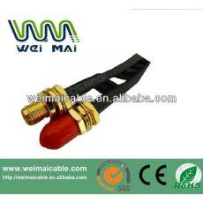 الصين لينان rg174 wmm2063 كابل متحد المحور موصل sma