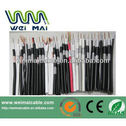 Baja pérdida RG6 Cable Coaxial RG59 RG6 RG11 WMV022050