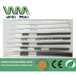 Baja pérdida KX6 Cable Coaxial RG59 RG6 RG11 WMV022056