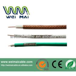 Baja pérdida KX6 Cable Coaxial RG59 RG6 RG11 WMV022060