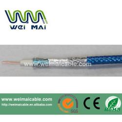 Baja pérdida KX6 Cable Coaxial RG59 RG6 RG11 WMV022058
