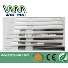 ul ce بنفايات الصين cctv wmm3443 rg7 الكابلات المحورية